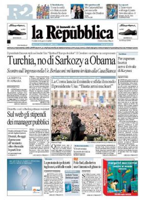La Repubblica It Nel 2019: Il Libro Nero Di Repubblica