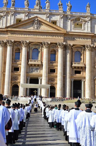 Summorum Pontificum, un pellegrino racconta