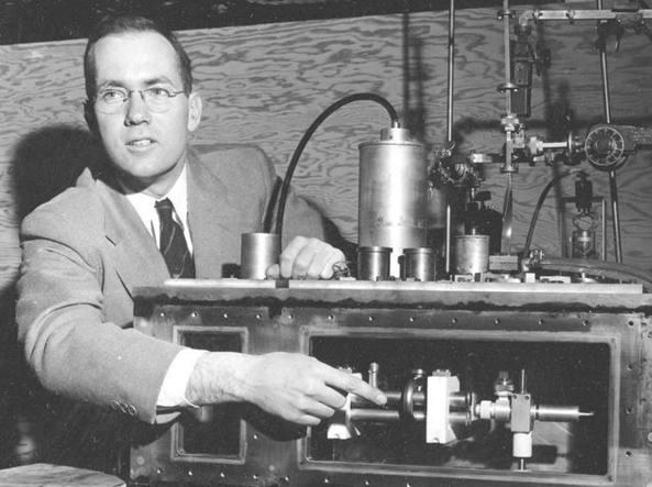 E' morto Charles Townes, padre del laser e del maser