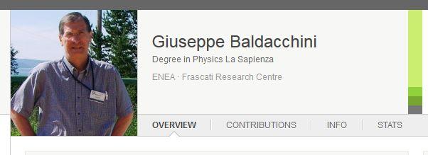 Intervista a Giuseppe Baldacchini, fisico Enea, sulla Sindone (quotidiano La Croce)
