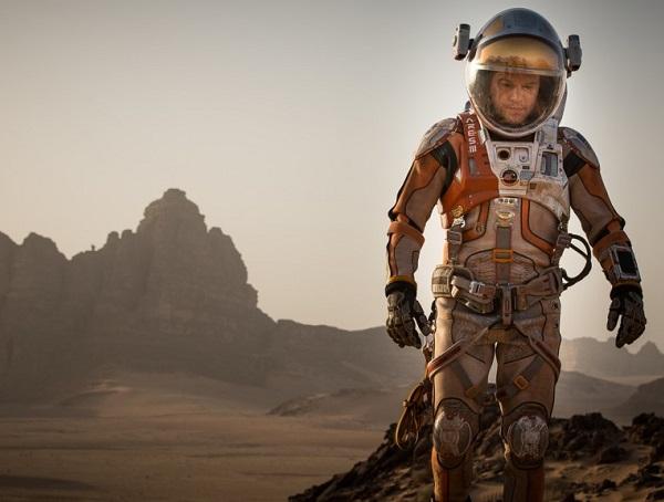 L'uomo di Marte e la voglia di vivere