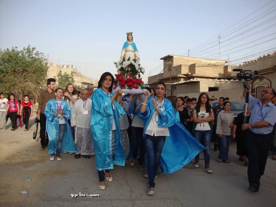 Don Karam e la fuga dei cristiani da Mosul