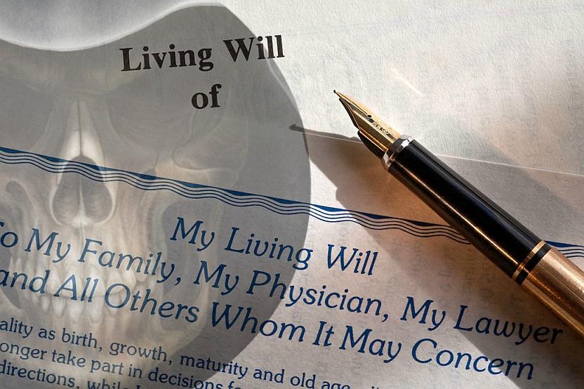 06 living will morte
