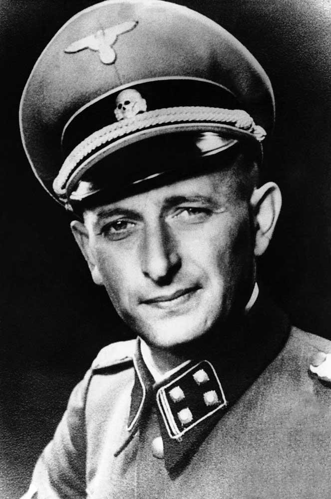 12 Adolf Eichmann
