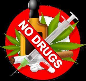 14 vietare tutte le droghe