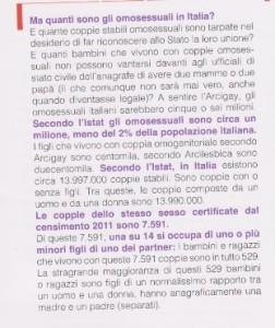 Ma quanti sono i bambini di omosessuali in italia for Quanti sono i senatori in italia