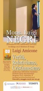 incontro Negri -Amicone