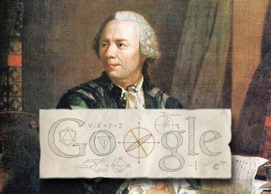 google-doodle-eulero