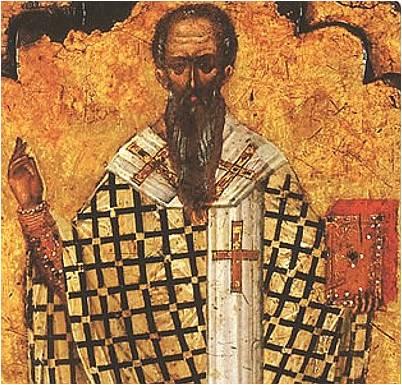 Dionigi-lAreopagita dans VIA CRUCIS